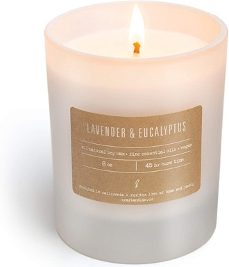 Craft & Kin Soy Candle (Lavender and Eucalyptus)