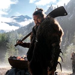 Jason Momoa's Baba Voss Is No Khal Drogo