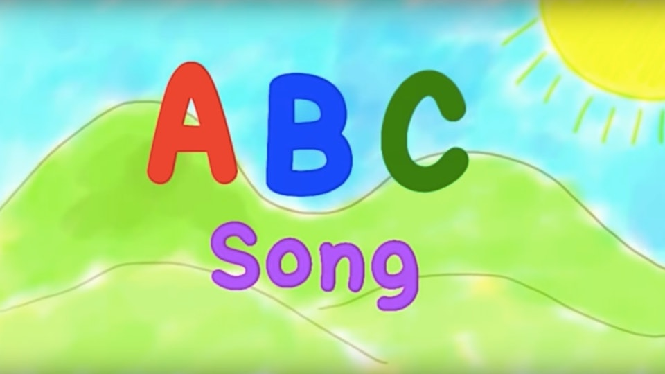 The popular ABC song was updated to clarify pronunciation of LMNOP