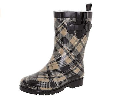 Capelli New York Cozy Lined Rain Boots