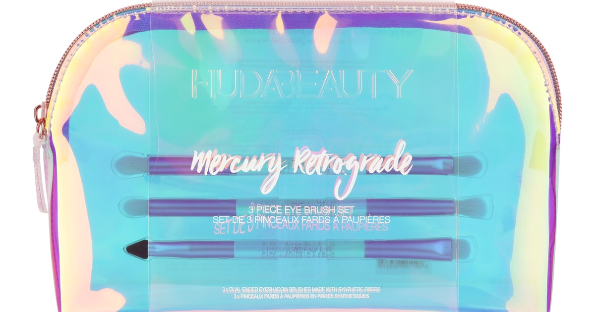 Huda Beauty's New Mercury Retrograde Palette Has Options For Every Kind Of Beauty Lover