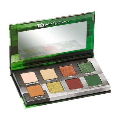 "On The Run Mini Eyeshadow Palette in ""G-Train"""