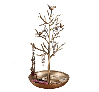 INVIKTUS Silver Tree Jewelry Stand