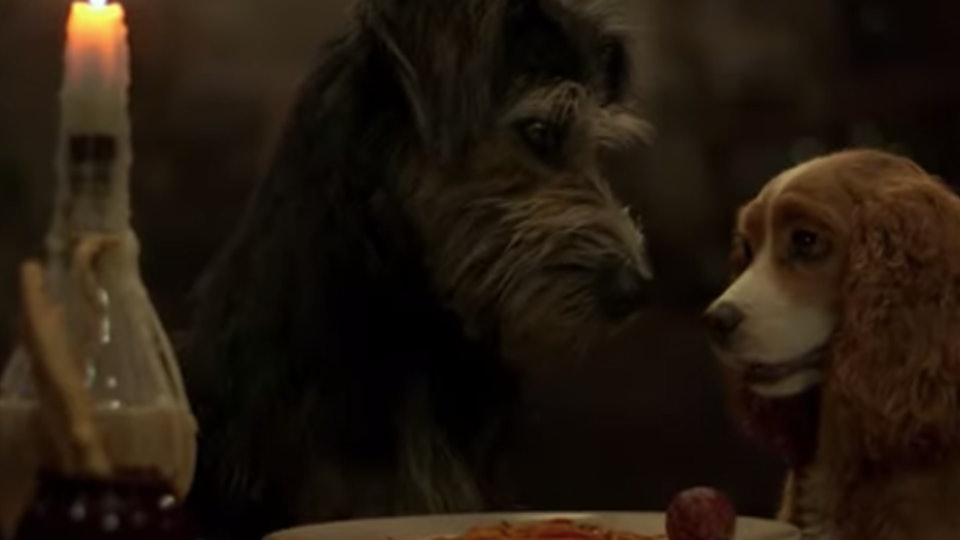 Is The New Lady The Tramp Ok For Kids Under 5 Well It Depends