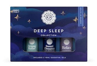 Woolzies Pure Good Night Deep Sleep Well Essential Oil Blend set