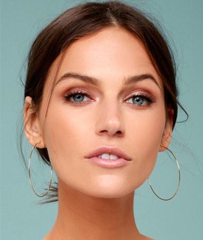 Holfeun Big Hoop Earrings (3 Pairs)