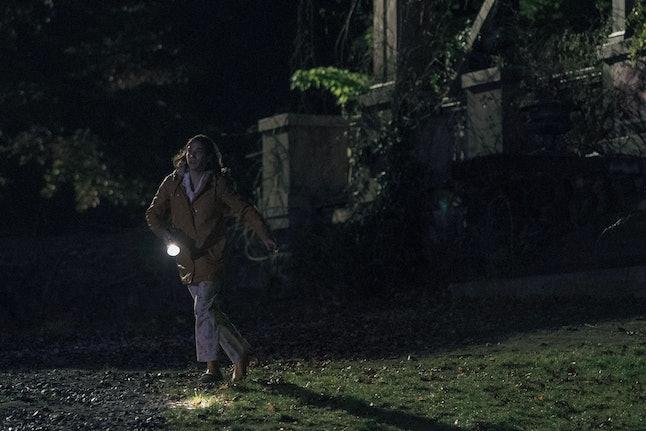 Lizzy Caplan as Annie Wilkes in Castle Rock
