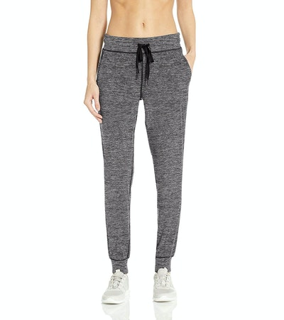 Amazon Essentials Women's Brushed Tech Stretch Joggers