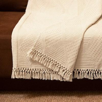 Whisper Organics Organic Cotton Blanket