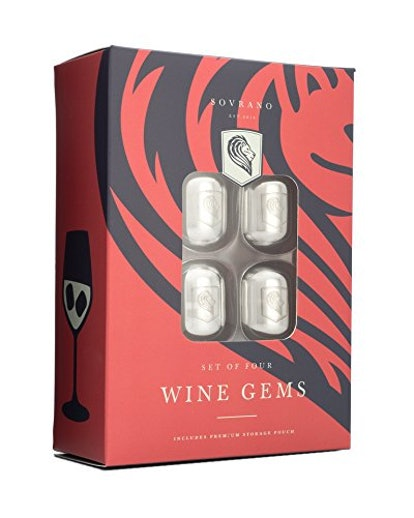 Sovrano Wine Gems (Set of 4)