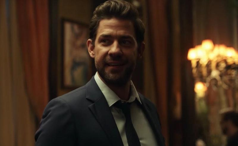 John Krasinski plays Jack Ryan in Season 2 of the Amazon Prime Video series