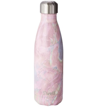 S'well Stainless Steel Water Bottle, Geode Rose
