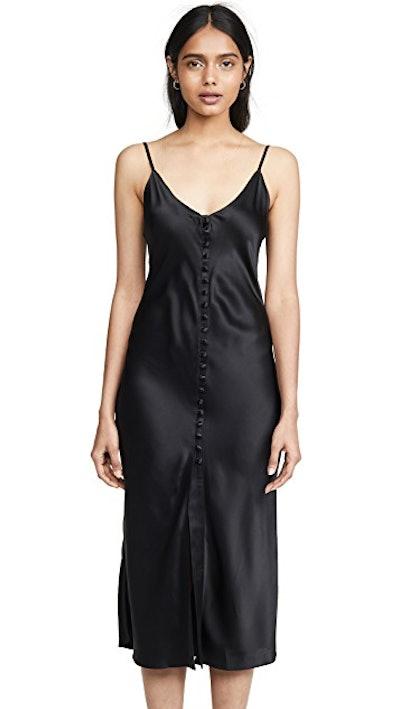 Carla V Neck Slip Dress