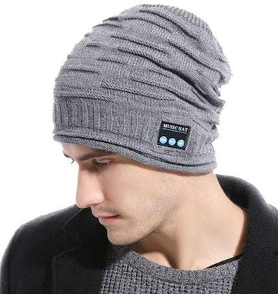 Music Hat Wireless Bluetooth Beanie
