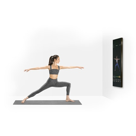 Smart Workout Mirror