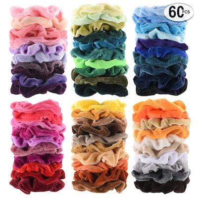 Premium Velvet Hair Scrunchies