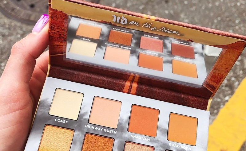Urban Decay's new On The Run Mini Eyeshadow palette, Highway Queen