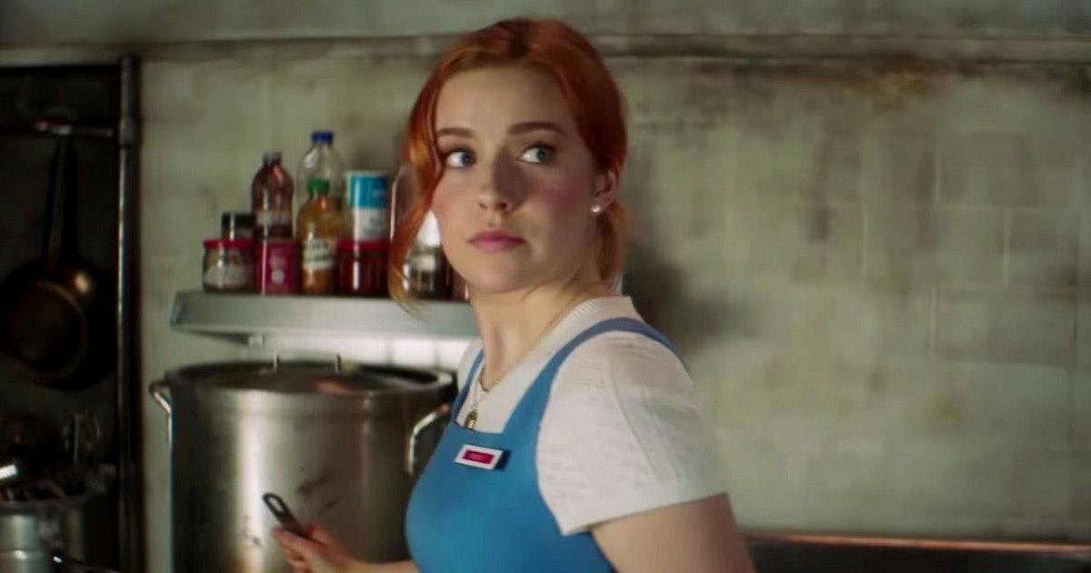 Nancy on The CW's 'Nancy Drew'