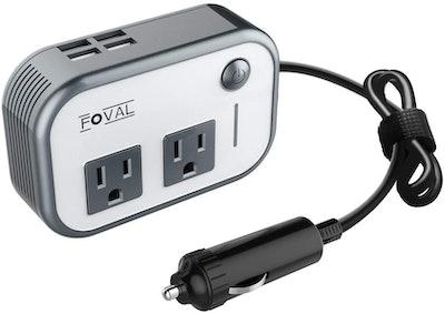 Foval 200W Car Power Inverter