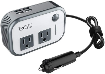 Foval 200W Car Power Inverter