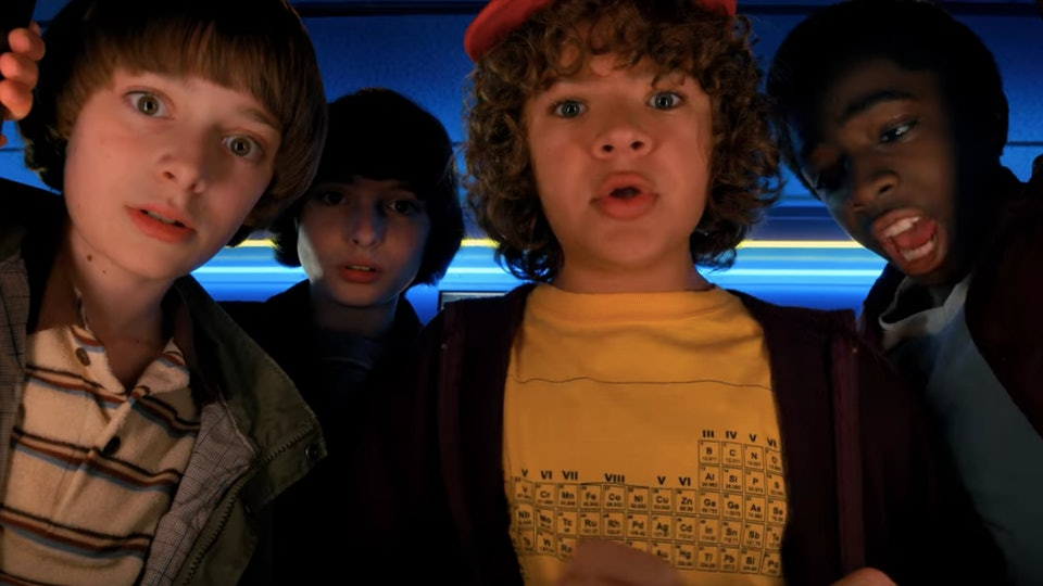 Celebrate Stranger Things Day with a rousing game of Dungeons & Dragons and some Eggo waffles.