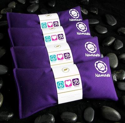 Happy Wraps Yoga Eye Pillows (4 Pack)