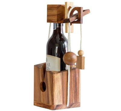 BSIRI Wine Bottle Puzzle