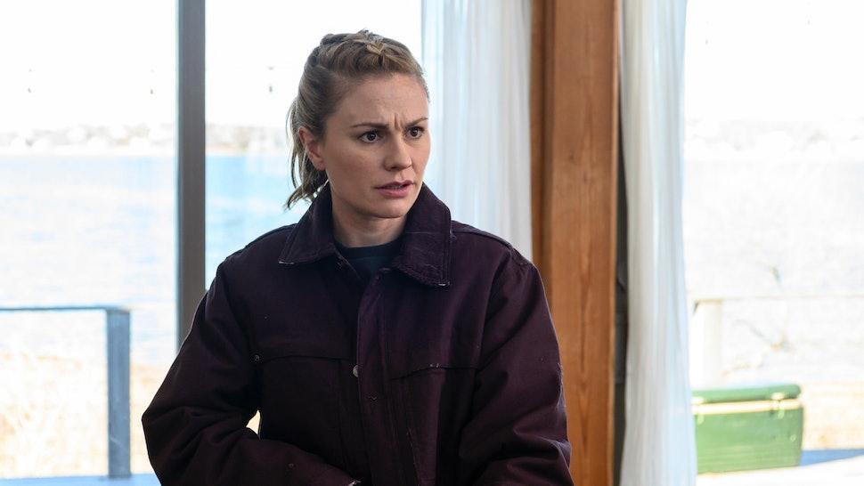 Anna Paquin as Joanie in The Affair Season 5