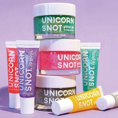 Unicorn Snot Organic Body Glitter Gel
