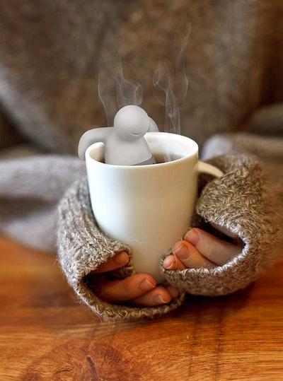 Fred & Friends MR. TEA Silicone Tea Infuser