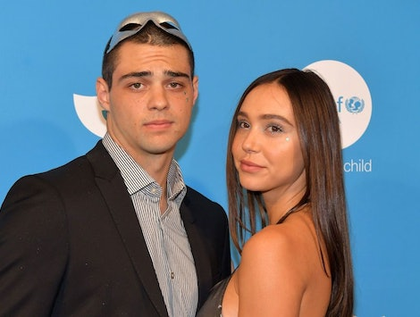 Noah Centineo and Alexis Ren are red carpet official