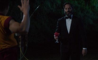 Jason Mantzoukas as Derek in 'The Good Place'