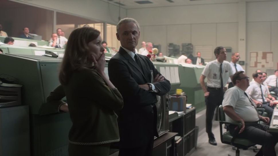 Colm Feore as Werhner Von Braun in For All Mankind