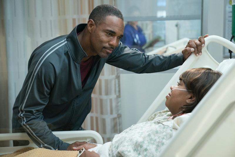 Ben and Miranda on 'Grey's Anatomy'
