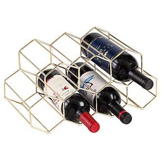 Buruis Metal Wine Rack