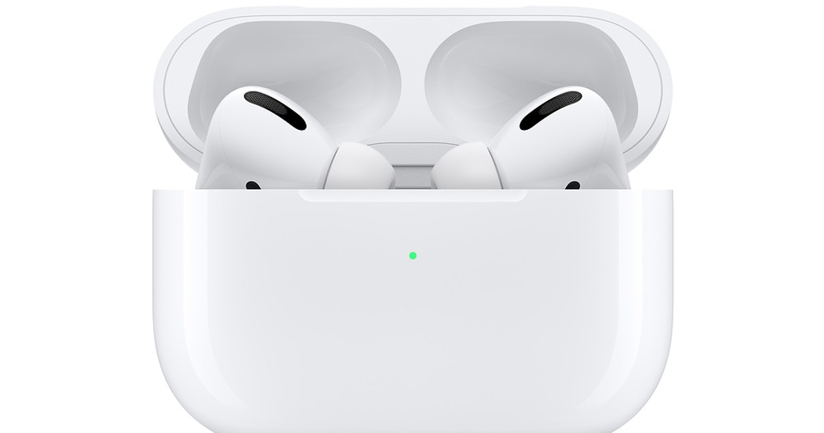 Apple's AirPods Pro Vs. AirPods 2 Highlights A Few Major Changes