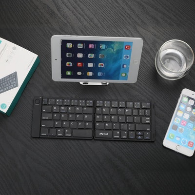 Jelly Comb Folding Keyboard