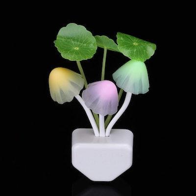 Rienar LED Mushroom Night Light