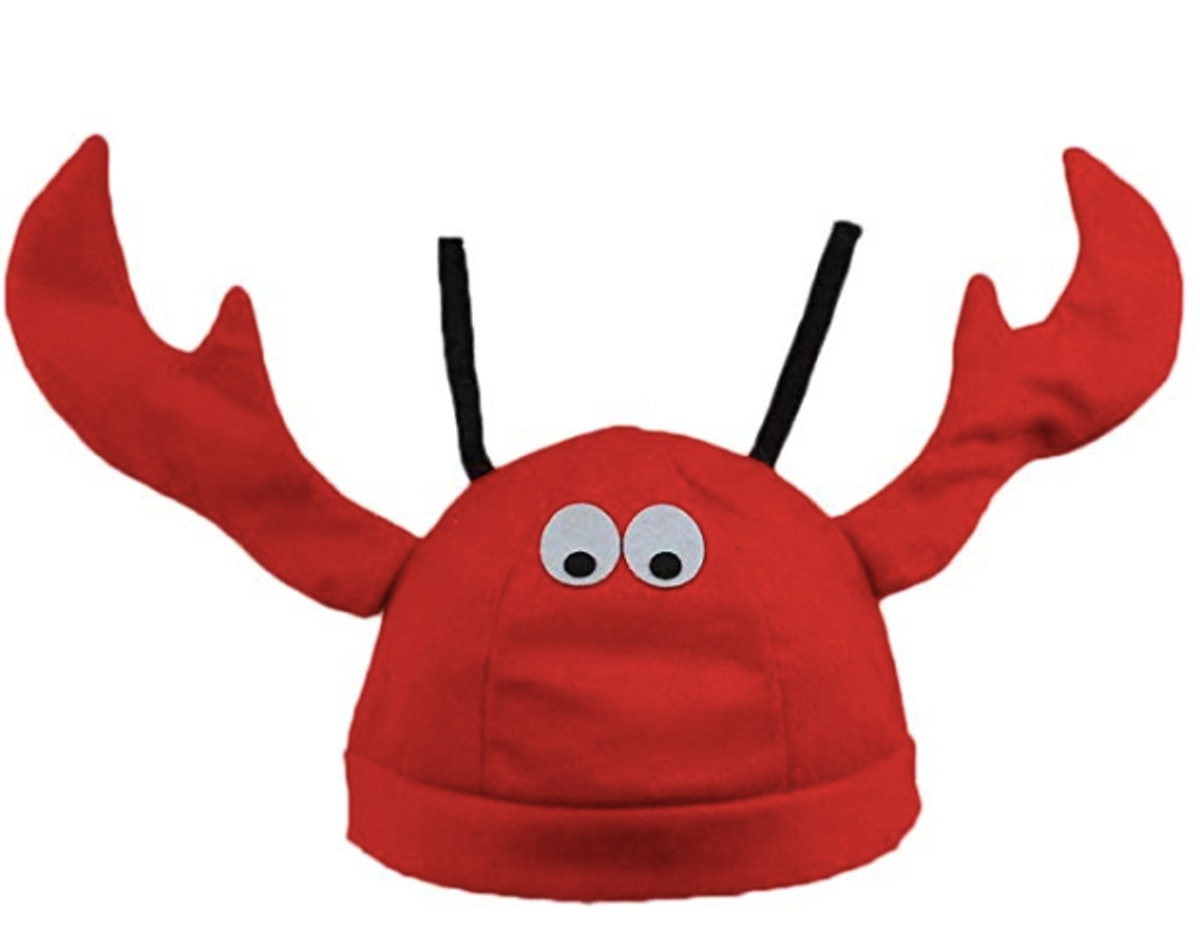 Jacobson Hat Company Novelty Hat Lobster Crawfish Seafood