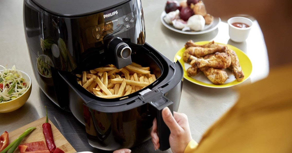 The 5 Best-Rated Air Fryers