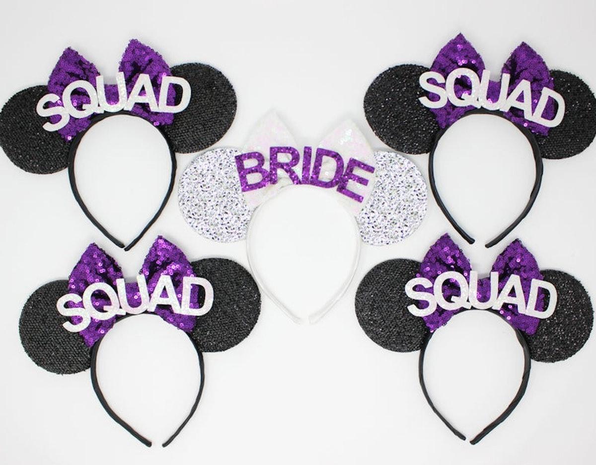 Bachelorette Party Disney Ears