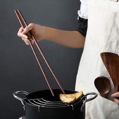 Donxote Wooden Cooking Chopsticks