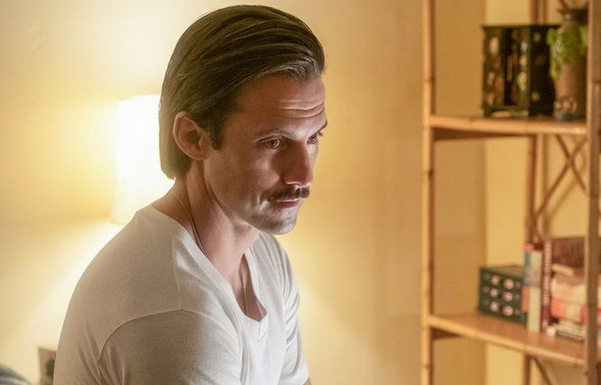 Milo Ventimiglia as Jack Pearson on This Is Us