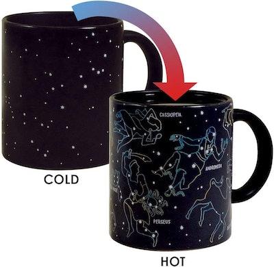 The Unemployed Philosophers Guild Heat Changing Mug