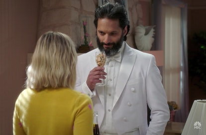 Jason Mantzoukas as Derek in 'The Good Place' Season 4