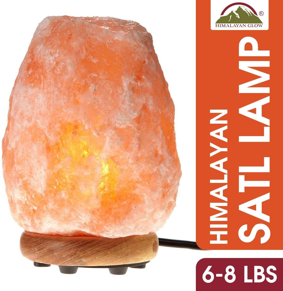 Himalayan Glow Pink Salt Lamp