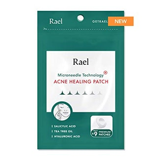 Rael Microneedle Acne Healing Patch (9-Pack)