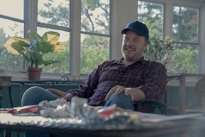 Tim Robbins as Pop Merrill on Castle Rock