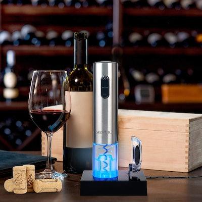 Secura Electric Wine Opener