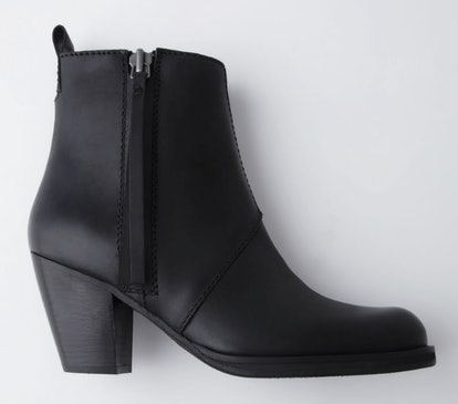 Pistol Boots Black